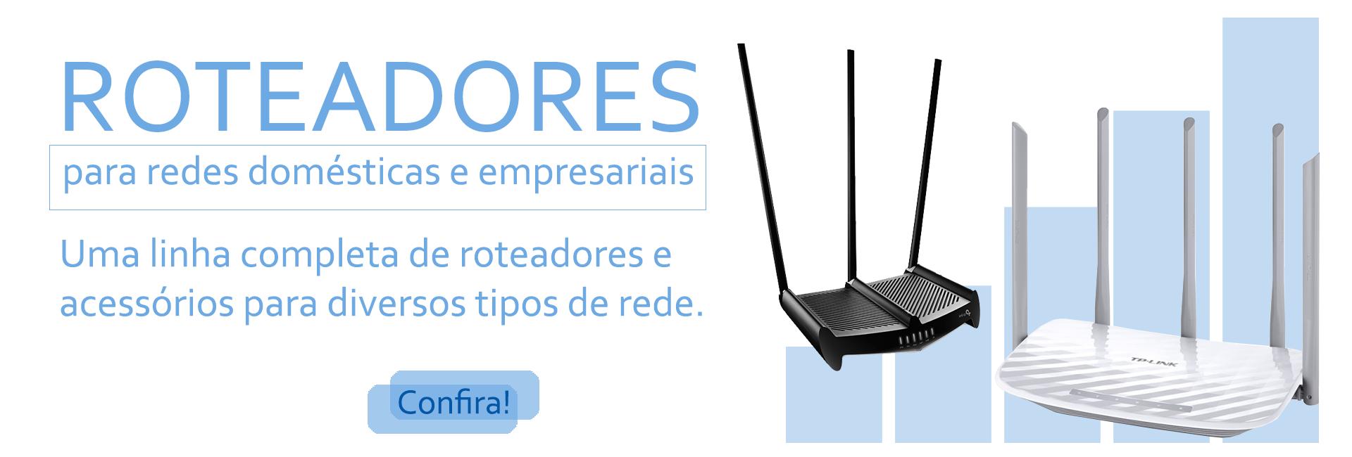 Redes e Acessórios