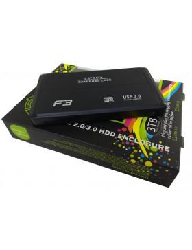 "Gaveta HD SATA 2.5"" USB 3.0"