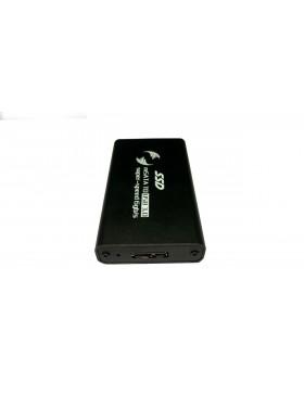 Gaveta Case Para SSD M.2 USB 3.0