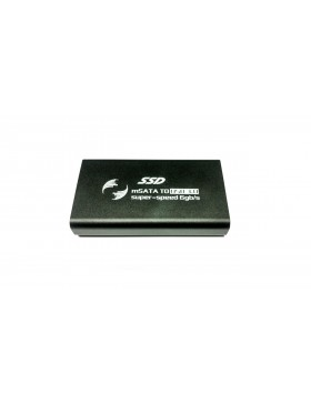 Gaveta Case Para SSD MSATA USB 3.0