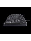 Teclado Com Fio USB Logitech K120