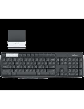 Teclado Bluetooth Logitech Para Celular/Tablet/TV