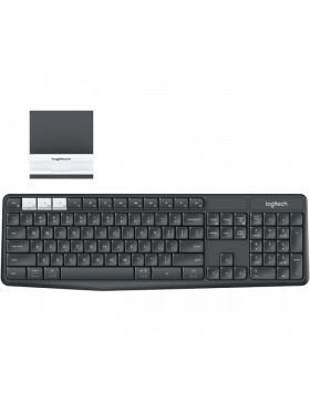 Teclado Bluetooth Logitech Para Celular/Tablet/TV
