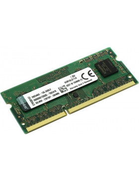 Memória DDR3 1600L 4GB Kingston Note