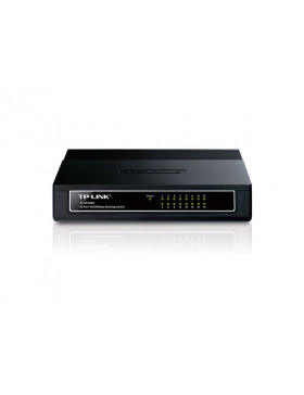 Hub Switch Tp-link Tl-sf 1016d 16 Portas 10/100mbps