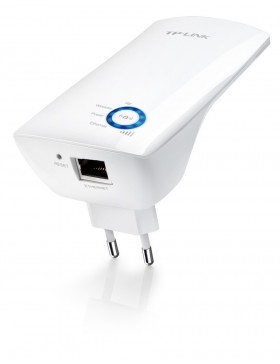 Repetidor Range Extender Wireless 300mbps Tp-link Tl-wa850re