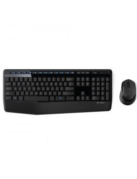 Teclado e Mouse sem fio Logitech MK345