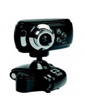 WEBCAM USB - CAMERA FULL HD 1080P COM LED E MICROFONE