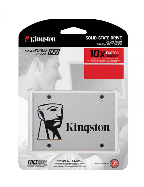 SSD 120 GB  Kingston