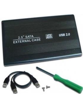 Gaveta Case SATA 2.5 USB 2.0