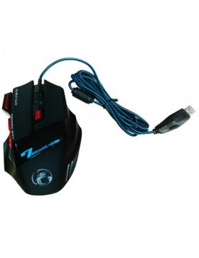 Mouse Gamer Estone X7 7 Botões 2400DPI